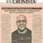 Outsider - El Cronista 4/3/11